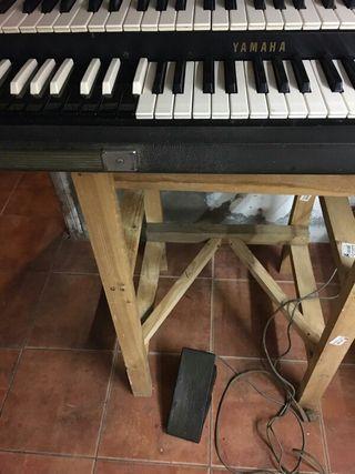 sintetizador - órgano yamaha