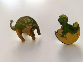 pin Jurassic park el mundo perdido años 90