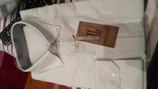 Camisa hombre algodón 100%