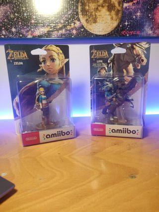 5 Amiibo Zelda Breath Of The Wild