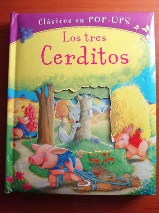 LOS TRES CERDITOS libro