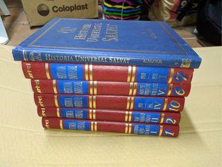 Libros de historia universal colección