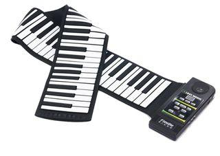 PIANO PLEGABLE TECLADO ELECTRÓNICO