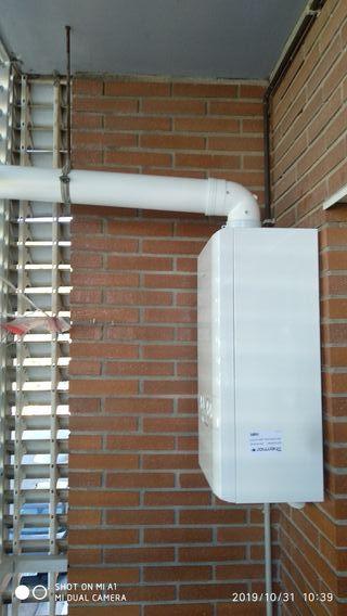 calderas y Aire Acondicionado J.L.instalaciones