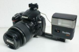 CAMARA REFLEX NIKON D3000