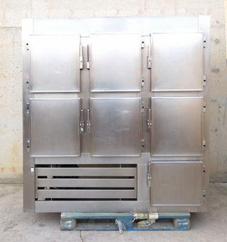 Cambra frigorífica 7 portes / Cámara 7 puertas