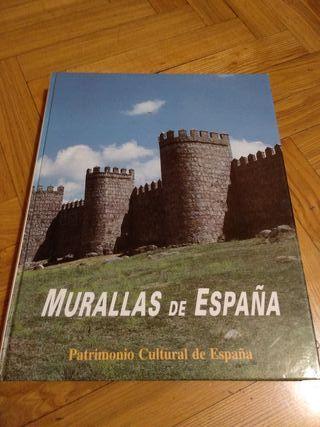 """Libro """"Murallas de España"""""""