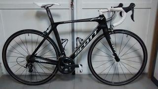 Bicicleta de carretera SEMINUEVA Scott Foil