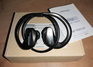 MPOW Auriculares Bluetooth, inalámbricos 4.1