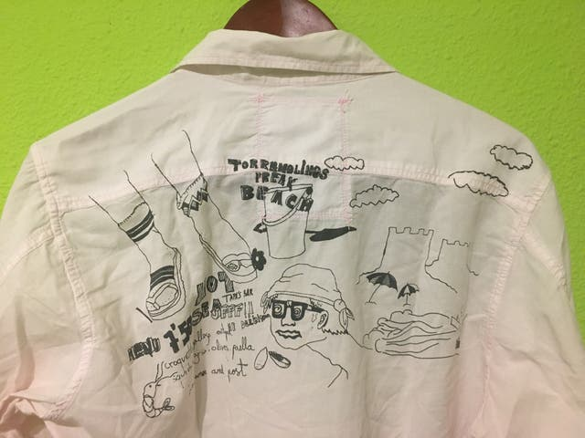 Camisa Desigual hombre