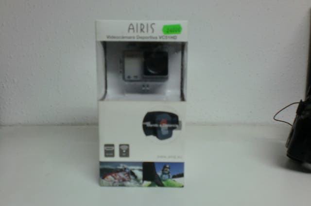 VIDEOCAMARA DEPORTIVA AIRIS VC51HD