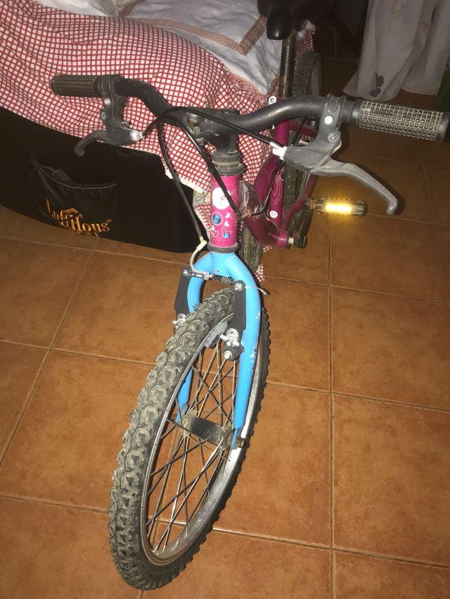 Bici niña (Precio Negociable)