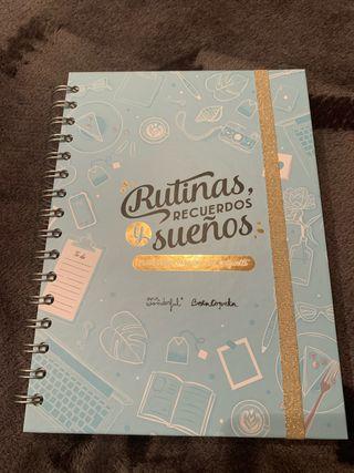 Planificador - agenda Mr Wonderful y Betacoqueta