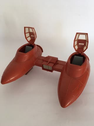 Star wars vintage twin pod