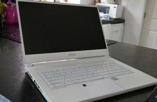 Ordenador portátil MSI P65 Gaming 4k I7 16 gb
