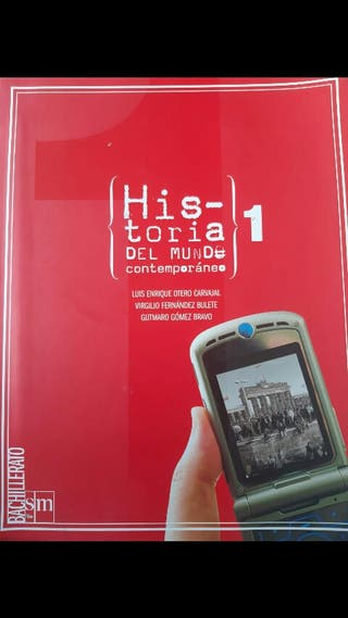 LIBROS 1 BACHILLERATO CC.SS.