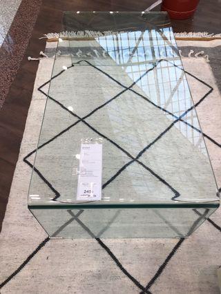 Mesas de cristal modelo Shiny
