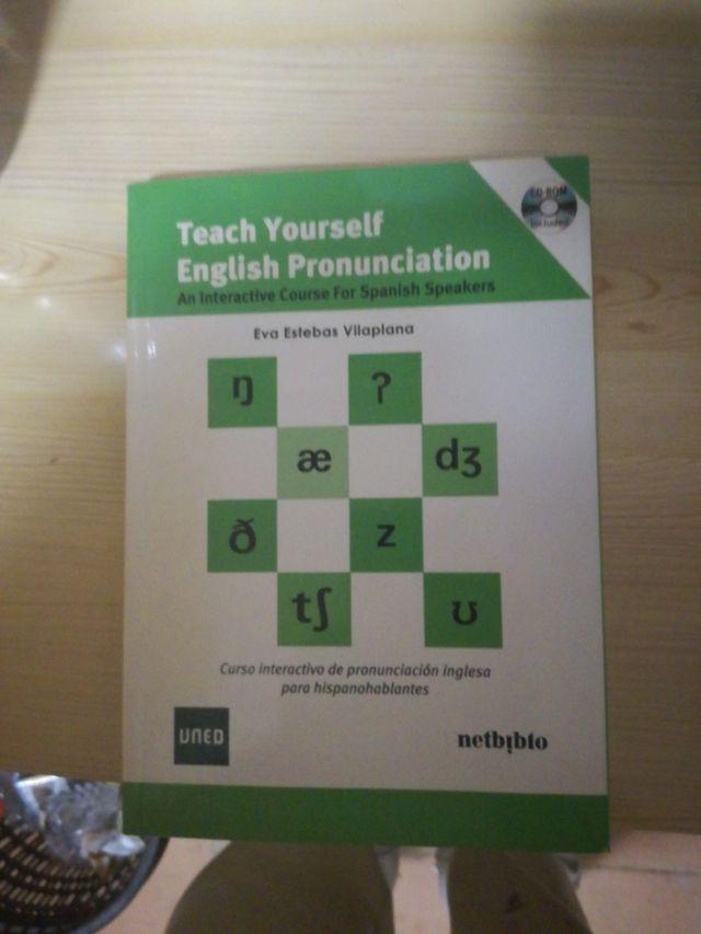 Teach Yourself English Pronunciation Uned De Segunda Mano Por 10 En Yecla En Wallapop