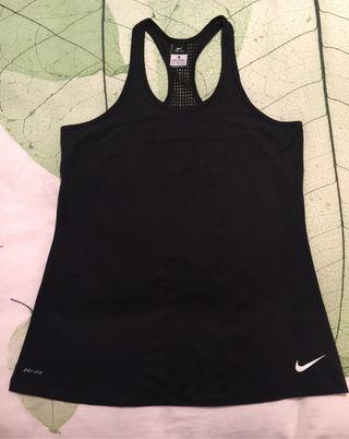 Camiseta Hombre tirantes Nike dri fit NUEVA