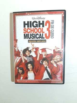 "Película de High School Musical 3 ""Fin de Curso"""