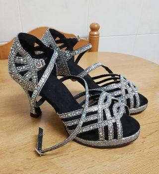 Zapatos baile latino NUEVOS