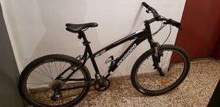 vendo bici rockrider de 26 pulgadas
