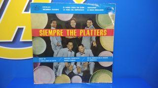 Disco vinilo lp Siempre The Platters-1962