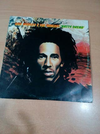 disco vinilo bob marley , lp natty dream