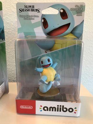 Amiibo Pokemon