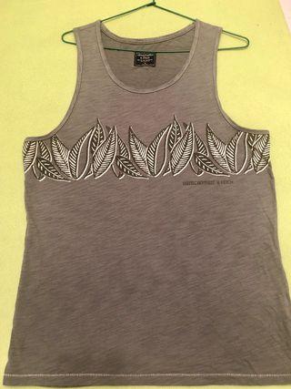 Camiseta tirantes Abercrombie & Fitch
