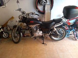Motocicleta Zongshen zs125-30