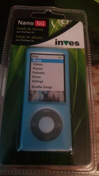 Funda iPod Nano 5G