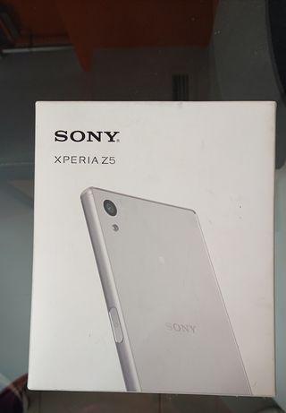 caja Sony Xperia Z5