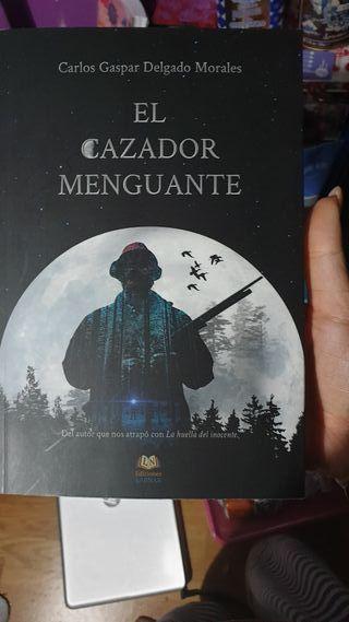 libro El cazador menguante