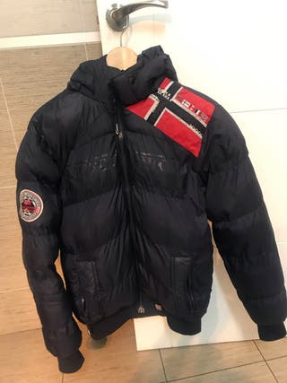Chaqueta Plumas Geographical Norway Talla M