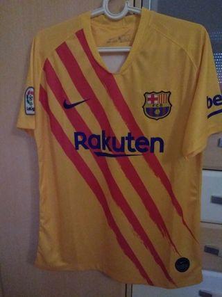 Camiseta Barça FCB 4a equipación 19/20