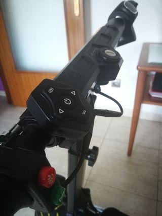 Patinete eléctrico cecotec demigod (tuneado)