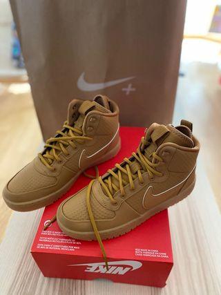 Nike ebernon MID winter camel de