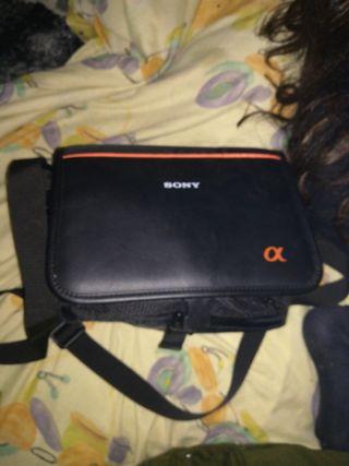cámara Sony reflex