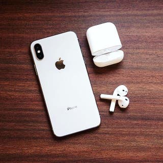 iPhone X - 256Gb - Impecable