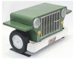 Mueble coche Jeep