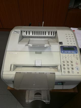 Fax/copiadora/escáner de tóner en perfecto estado
