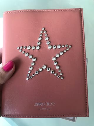 Jimmy Choo Porta-pasaporte