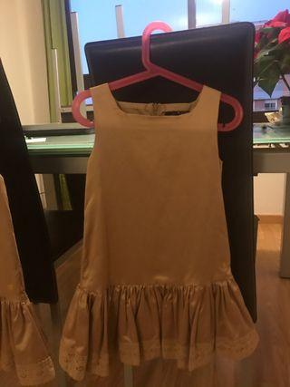 Vestido trafaluc talla 6 y 10