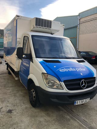 Mercedes-Benz Sprinter 515 CDI 2008