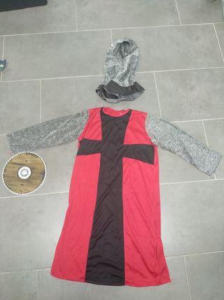 Disfraz de Caballero talla 7-9 años