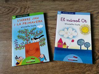 Libros infantiles niño/niña