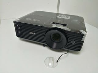 Proyector ACER X138wh 3D 3700