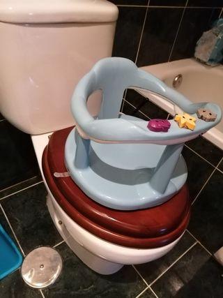 silla para bañera bebes