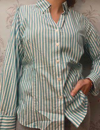 Camisa retro. Talla L. Unisex